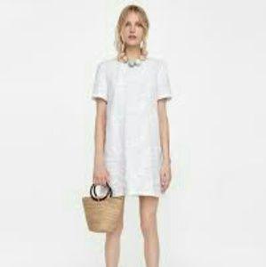 Zara Dress with Short Sleeve